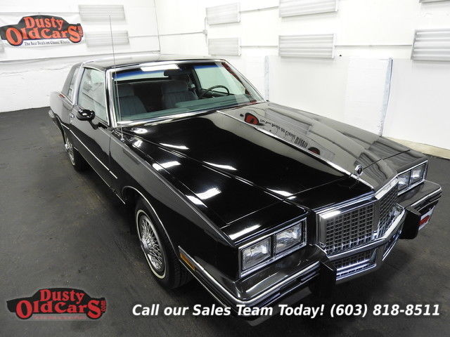 1985 Pontiac Grand Prix Runs Drives Body Inter VGood 305V8 3 spd auto