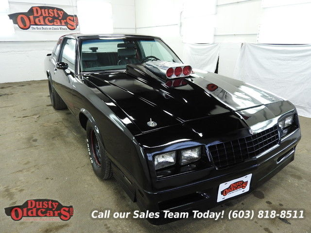 1985 Chevrolet Monte Carlo Sprcharge Runs Drives Sounds Great 350V8 3spd auto