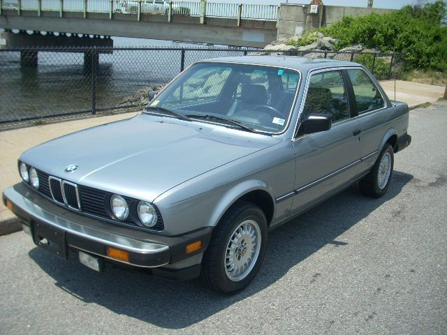 1985 BMW 3-Series 318i 2dr Coupe