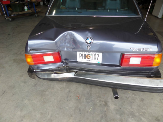 1985 BMW 735i PARTS CAR for sale: photos, technical ...