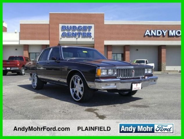 1985 Pontiac Other Brougham