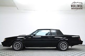 1985 Buick Grand National Grand National