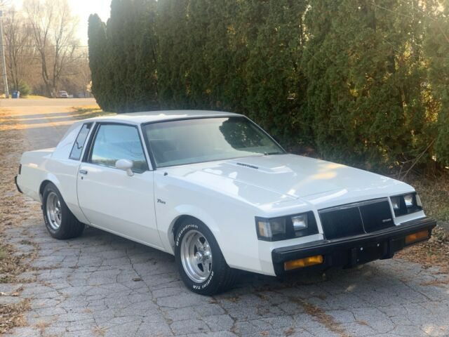 1985 Buick Grand National T-Type