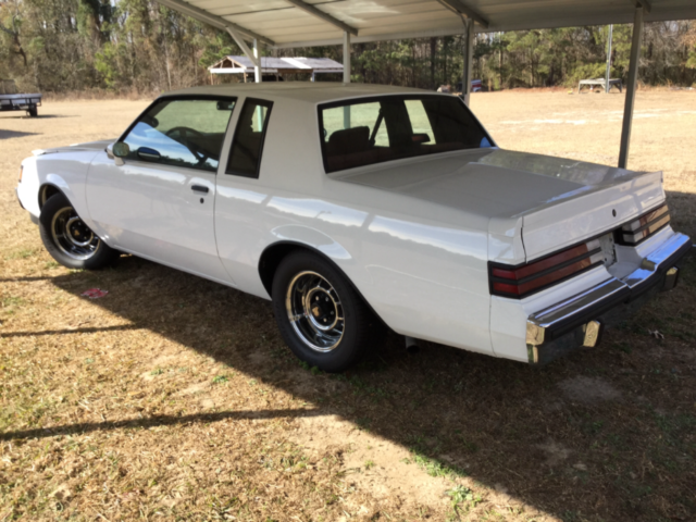 1985 Buick Regal T TYPE.   GRAND NATIONAL