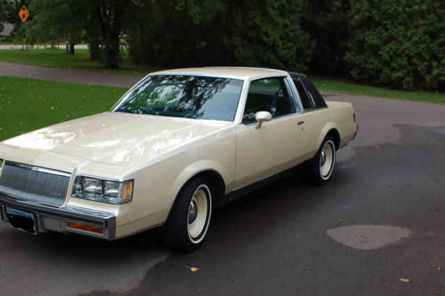 1985 Buick Regal Limited