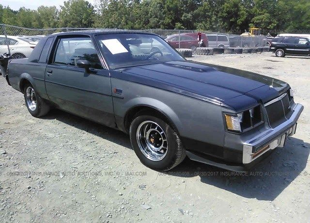 1985 Buick Regal T Type Wh1 Turbo Very Rare No Reserve For