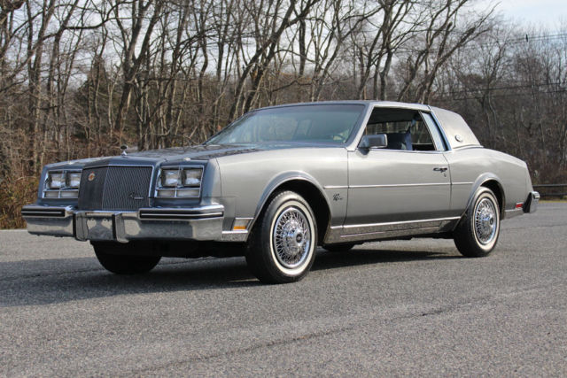 1985 Buick Riviera 2 Door Coupe