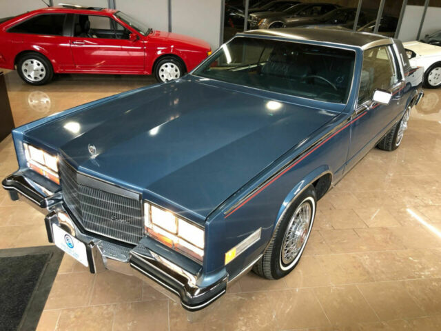 1985 Cadillac Eldorado Base 2dr Coupe Automatic 4-Speed FWD V8 4.1L Gasoline