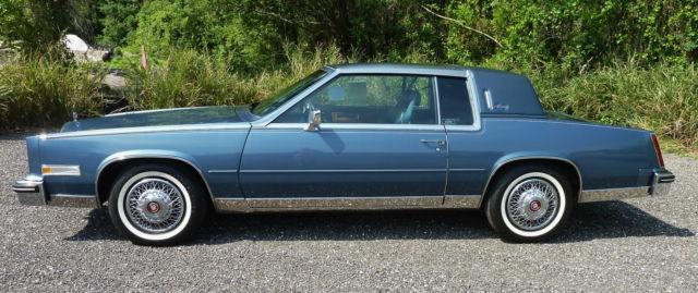"1985 Eldorado Biarritz >> 1985 Cadillac Eldorado Biarritz Coupe 2-Door 4.1L - ""Chrome Dome"" Top! Rare for sale: photos ..."