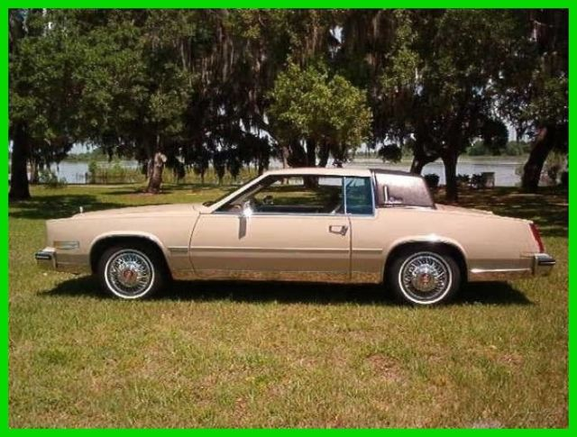 1985 Cadillac Eldorado Base Coupe 2-Door