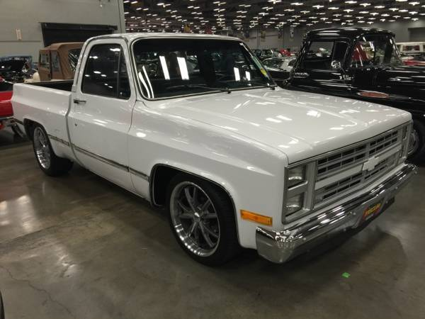 1985 Chevrolet C10 Swb Pickup Ls1 Swap Lowered Pickup No