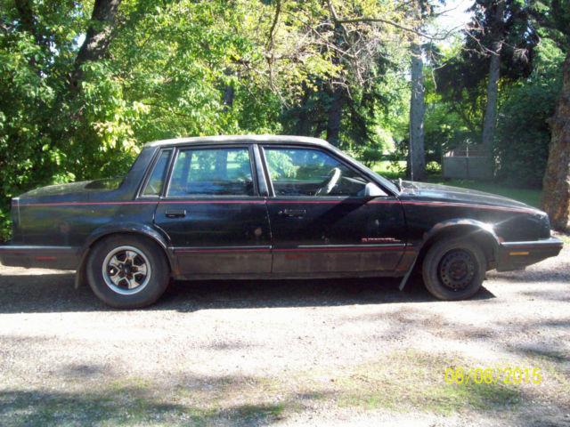 1985 Chevy Celebrity Station Wagon