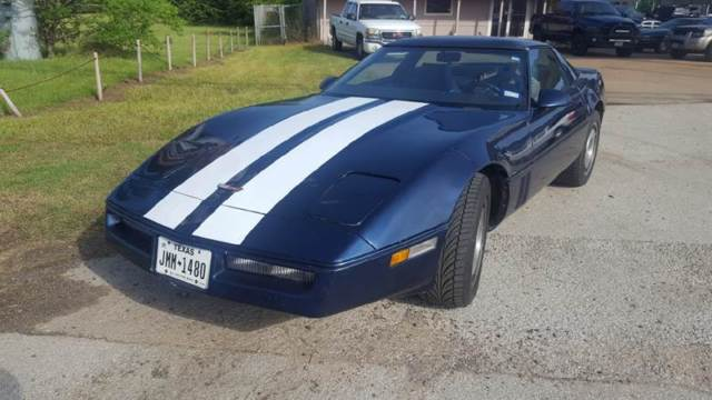 1985 Chevrolet Corvette Base 2dr Hatchback