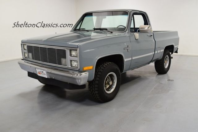 1985 Chevrolet Other Pickups --