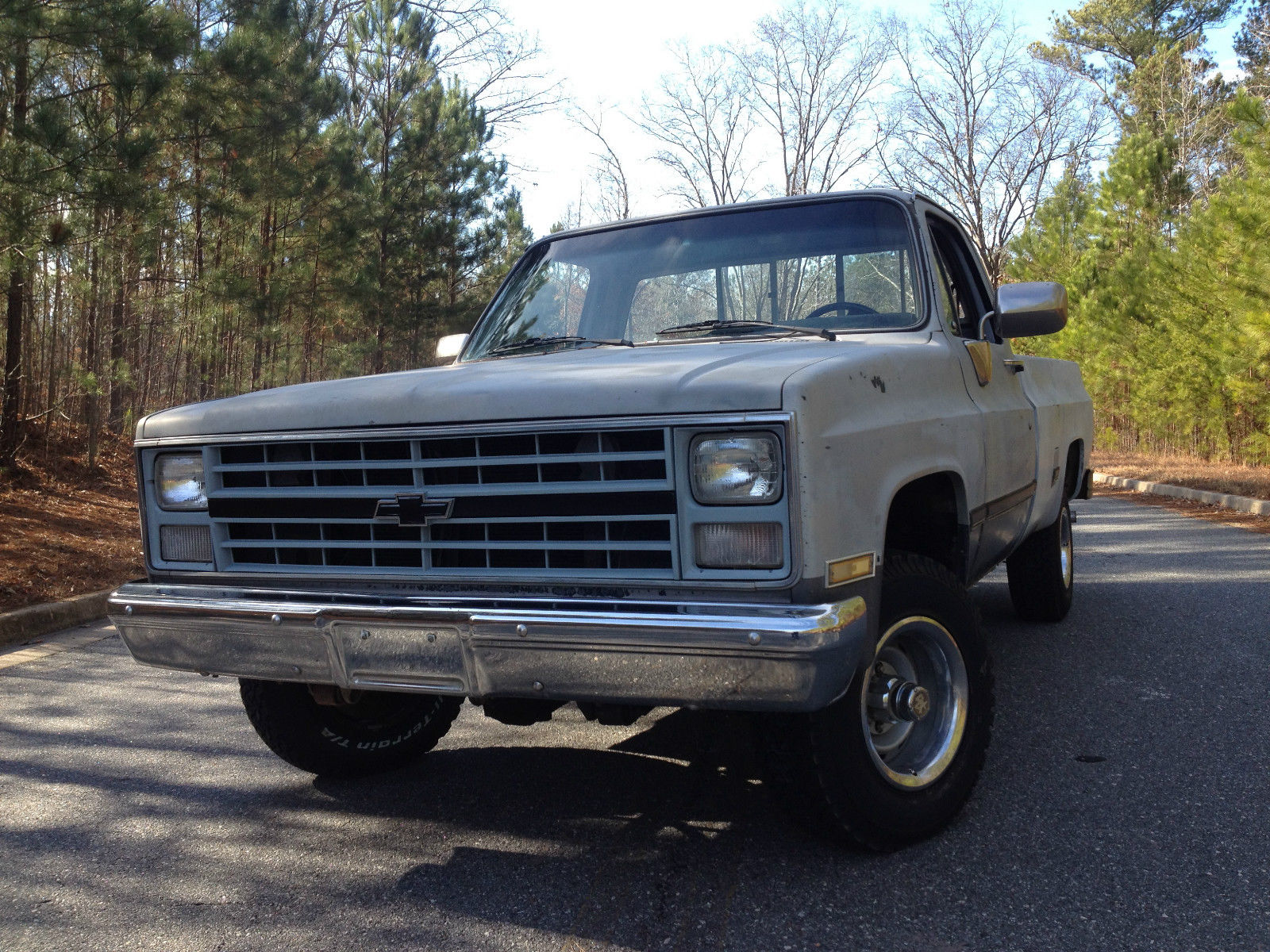 1985 Chevrolet C/K Pickup 1500 Scottsdale