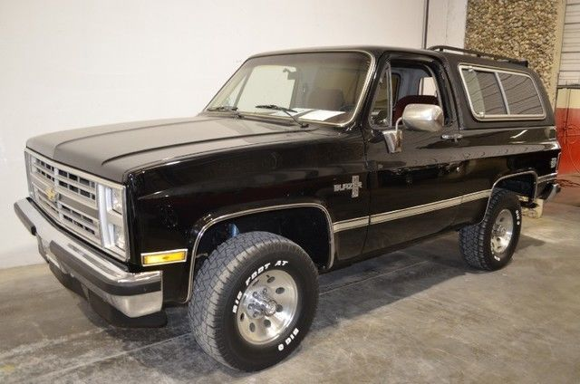1985 chevrolet k5 blazer for sale photos technical for Pm stanley motor cars