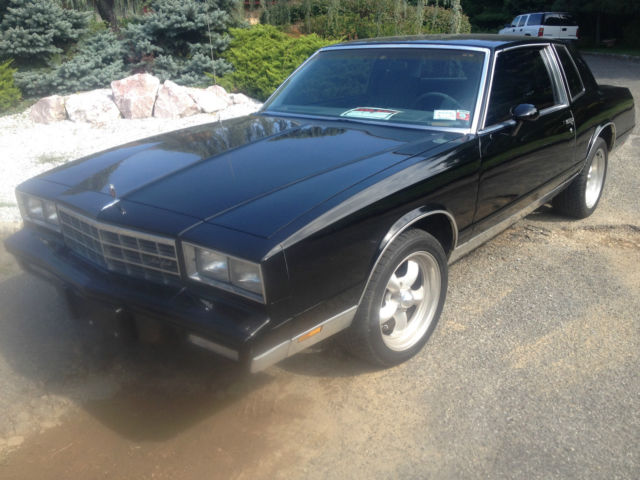 1985 Chevrolet Monte Carlo Garaged 20 years NO RESERVE for sale