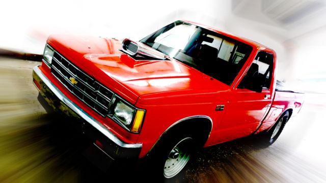 1985 Chevrolet S10 Pro Street Rod V8 355 Auto Ford 9