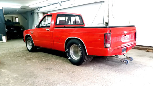 1985 chevrolet s10 pro street rod v8 355 auto ford 9 tubbed video for sale photos. Black Bedroom Furniture Sets. Home Design Ideas