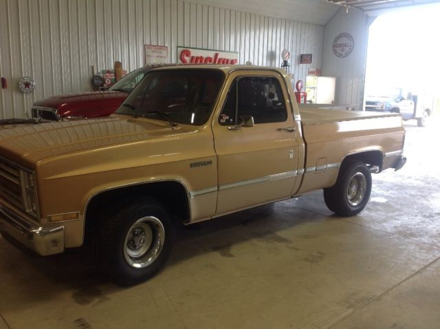 1985 Chevrolet Other Pickups Pickup