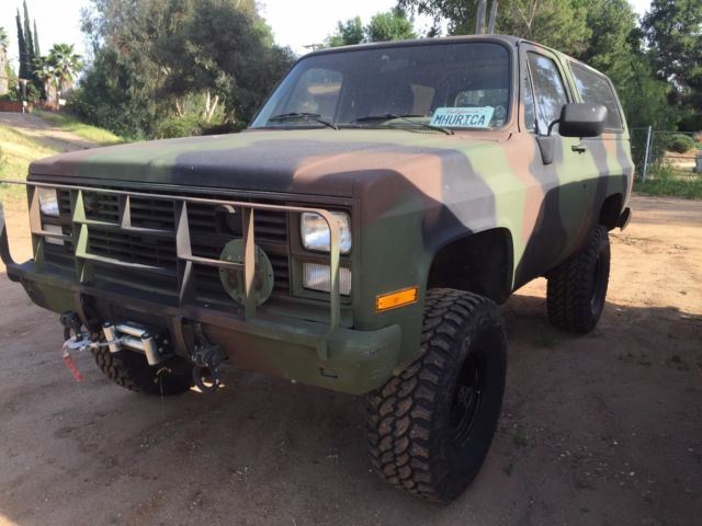 1985 chevy blazer k5 cucv m1009 military 1 1985 chevy blazer k5 cucv m1009 military for sale photos m1009 wiring harness at bakdesigns.co