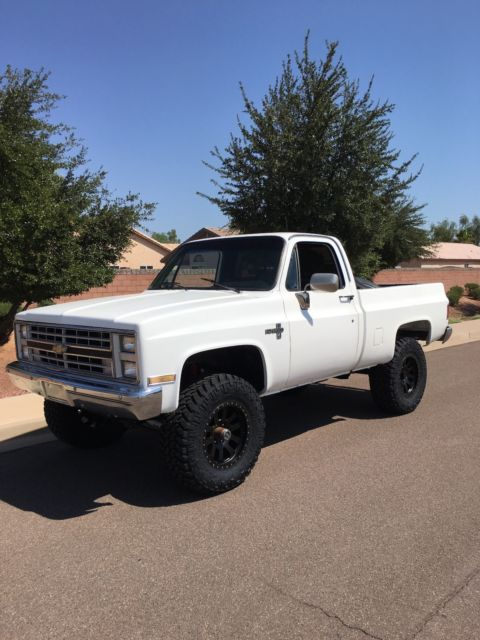 1985 Chevy K10 4x4 For Sale Photos Technical Specifications