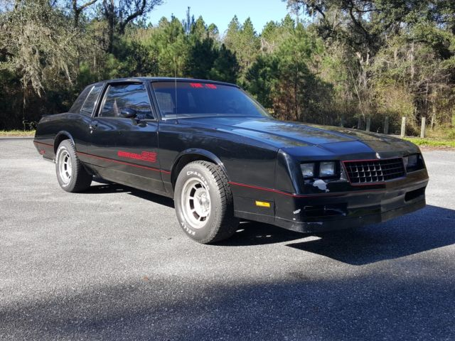 1985 Chevy Monte Carlo SS Fully Built Engine V8 350ci for ...