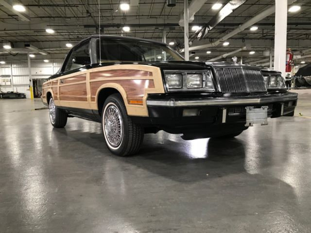 1985 Chrysler Other Le Baron 2 Dr Convertible