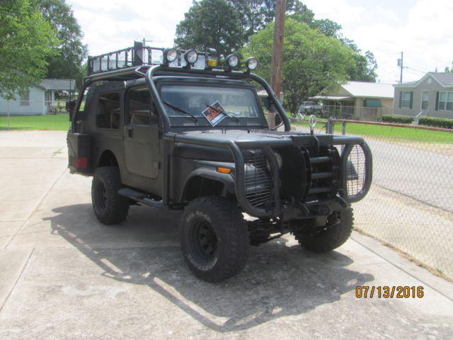 1985 Jeep CJ custom built
