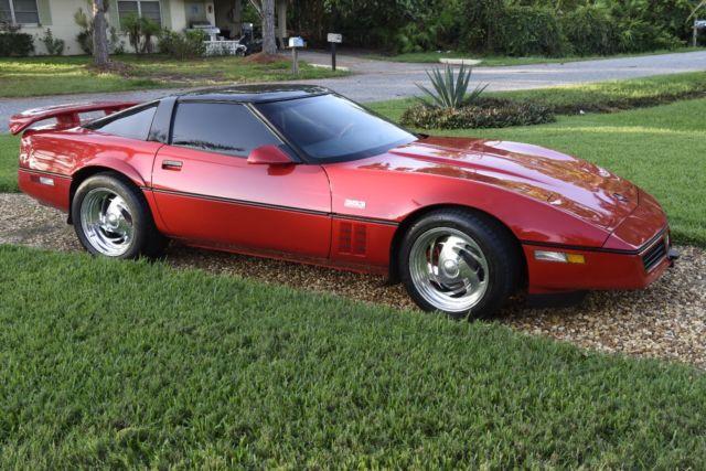 1985 corvette - 383 Stroker (500 HP) for sale: photos