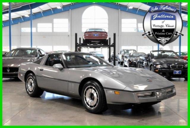 1985 corvette z51 5 7l v8 4 speed manual transmission transparent rh topclassiccarsforsale com 85 corvette manual 85 corvette repair manual