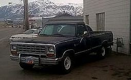 1985 Dodge Other Pickups 3/4 Ton