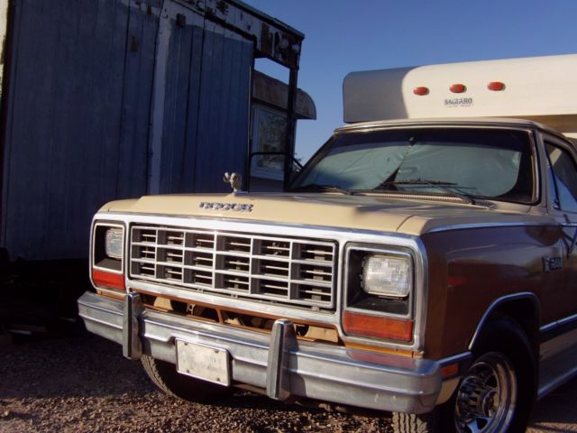 1985 Dodge Other Pickups RAM