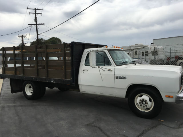 1985 Dodge Other Pickups