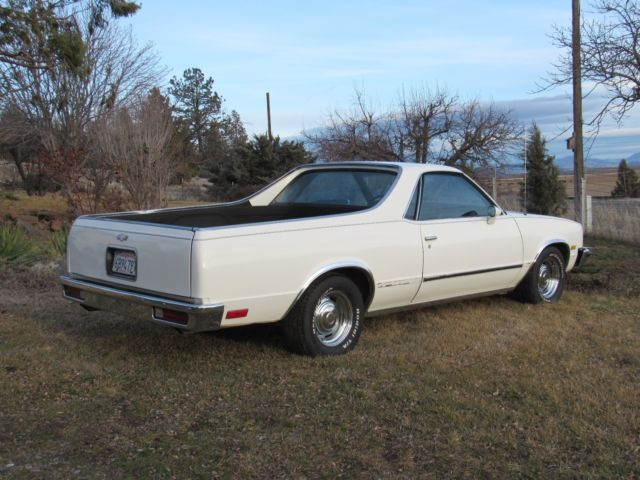 1985 Chevrolet El Camino 2 Door Coupe Utility*Muscle Car