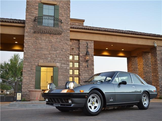 1985 Ferrari 400i 2-Door Coupe