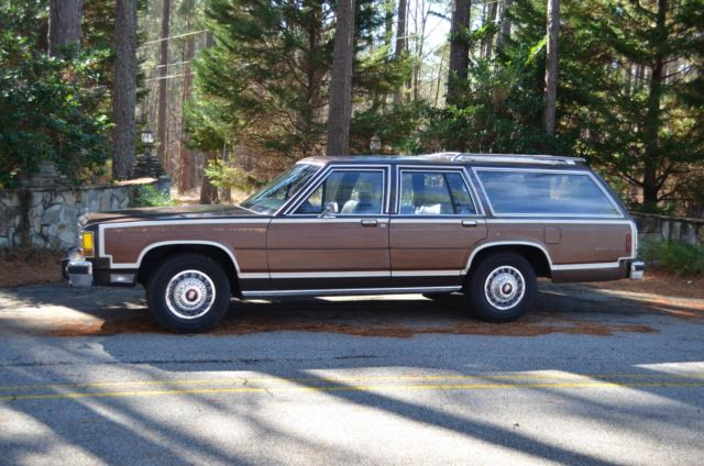 1985 Ford Other Country Squire