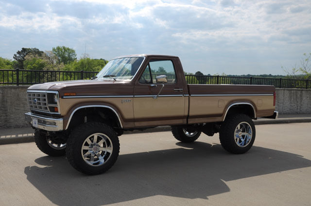 1985 Ford Other F-250 Styles