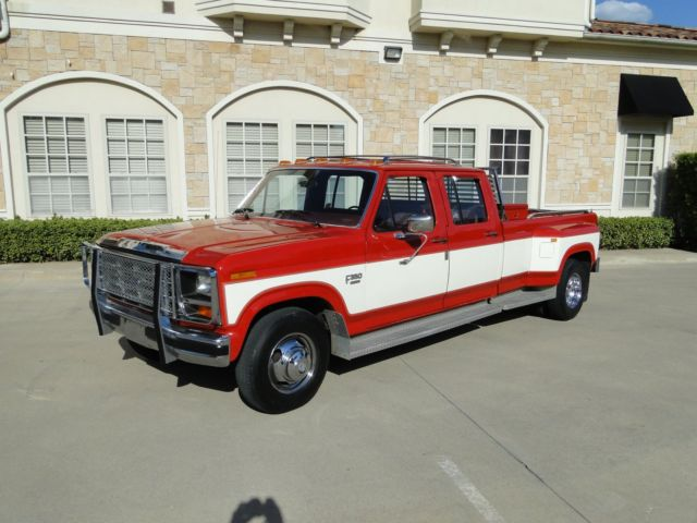 1985 ford f 350 crew cab dually original owner always garaged rh topclassiccarsforsale com 1980 Ford F 350 Colors That Year 1999 Ford F-350