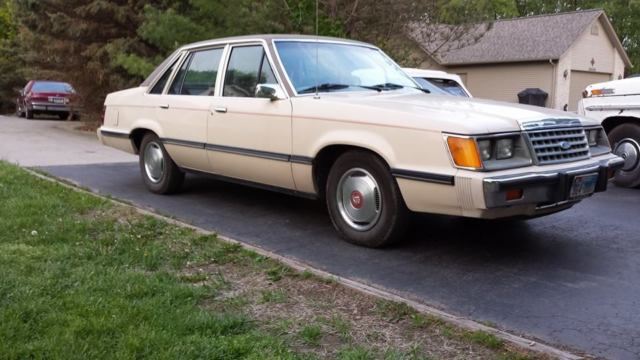1985 Ford LTD Midsize