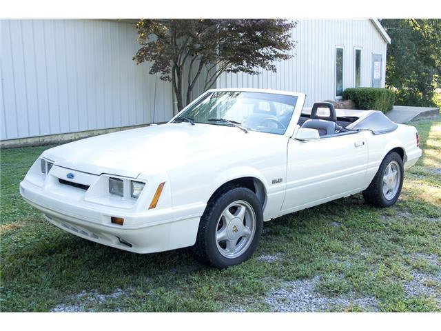 1985 Ford Mustang LX