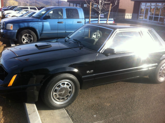 1985 Ford Mustang LX COUPE
