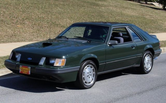 1985 Ford Mustang SVO Hurtz Rent-A-Racer