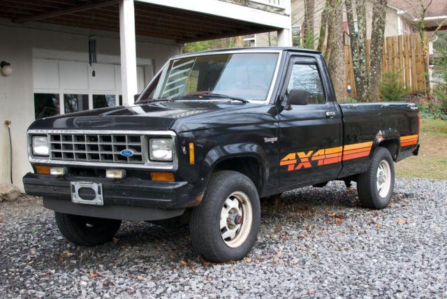 1985 ford ranger 4x4 explorer edition for sale photos for Ford ranger motor oil type