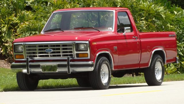 1985 Ford F-150 EXPLORER XL LARIAT F150