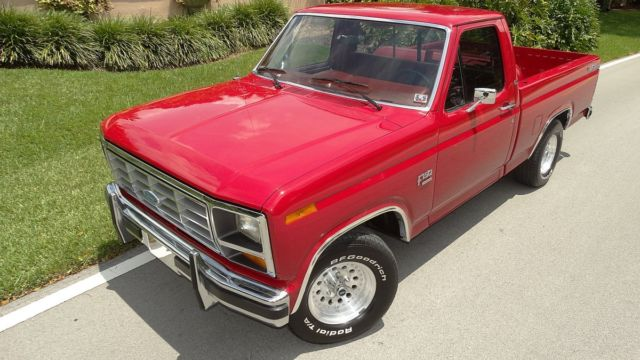 1985 Ford Xl Lariat Explorer F150 With 26 000 One Owner Miles Like