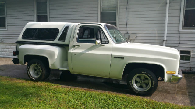 1985 GMC Other step side