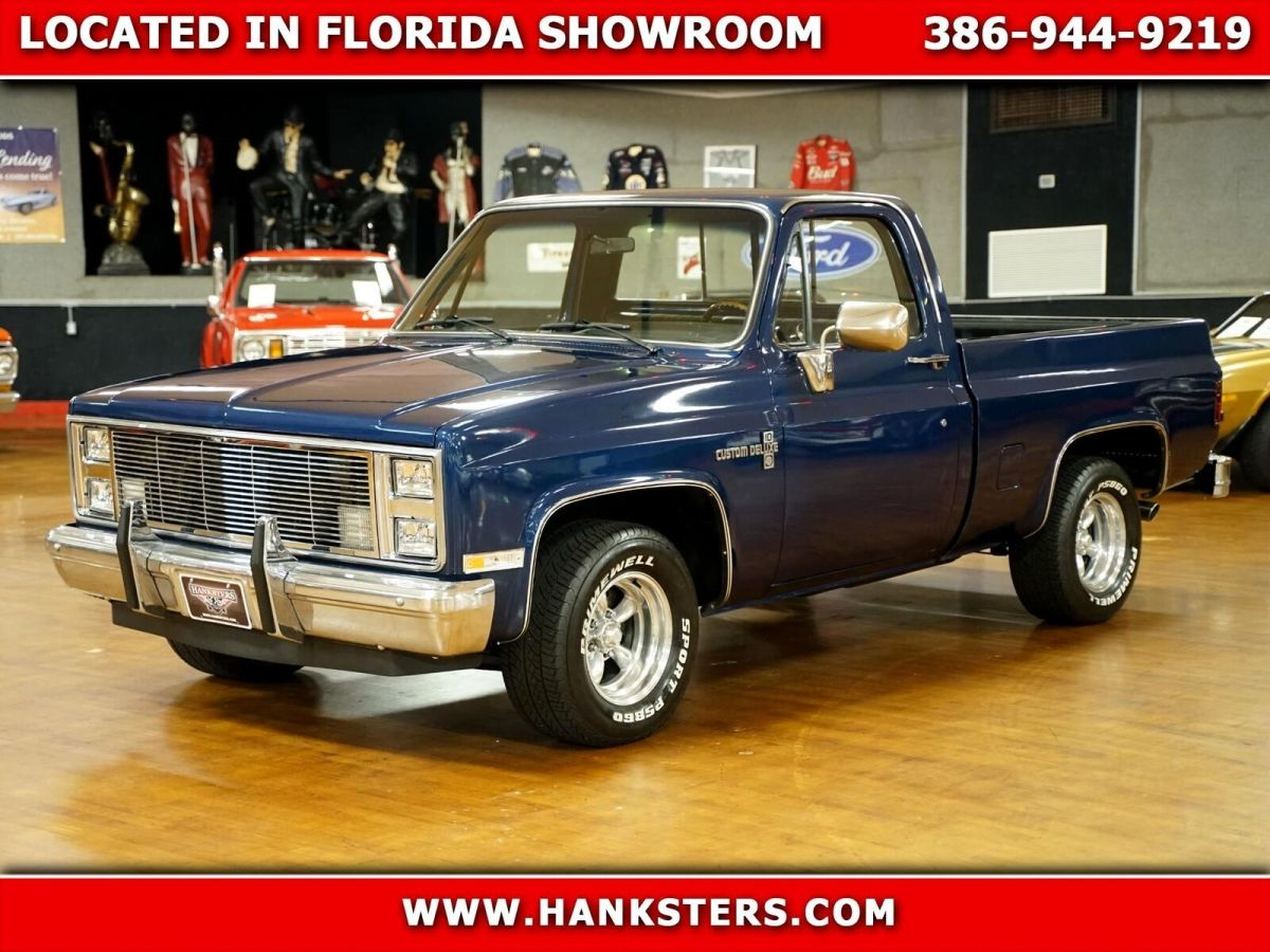 1985 GMC Other Regular Cab 2WD