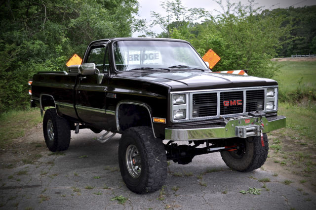 1985 GMC Sierra 2500HD ABSOLUTELY INCREDIBLE! TONS INVESTED! 383 Stroker 4x4!!! for sale: photos ...