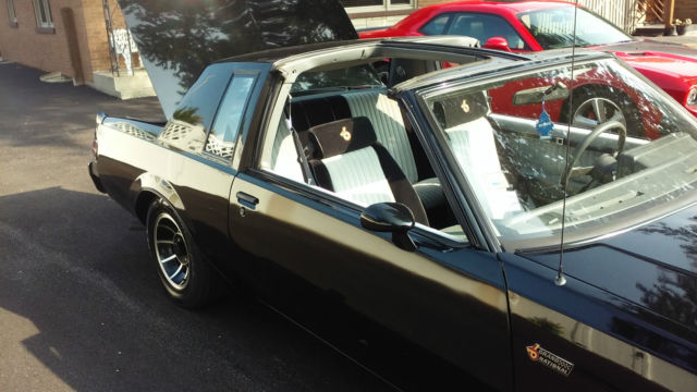 1985 Buick Grand National Regal Grand National